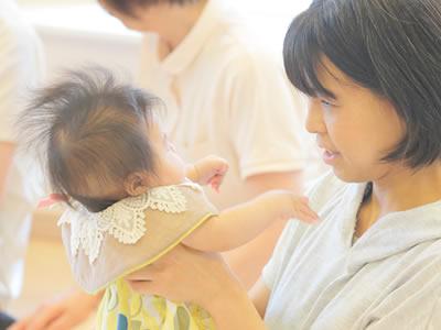 母乳外来(産後1か月以降の方が対象)