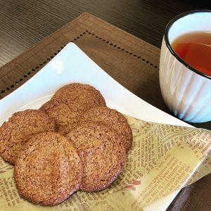 鉄分補給クッキー