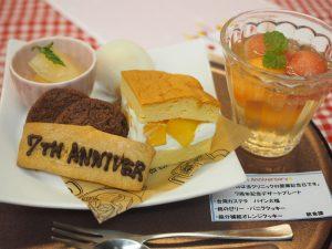 7周年を迎えます。 (*´꒳`*ノノ゙パチパチ.